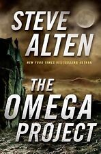 The Omega Project by Steve Alten (2013, Hardcover)