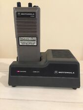 Motorola HT-600 H43SVU7160BN Radio and Charger Used Good Condition #5