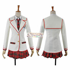 A Good Librarian Like a Good Shepherd Tamamo Sakuraba Uniform Cosplay Costume