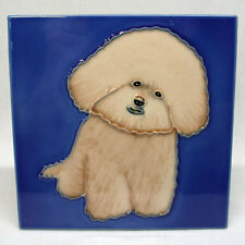 TILE CRAFT - Decorative Tile - BICHON - #1803D