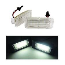 Ford - Focus Mk2 RS Facelift 08- 18 SMD LED Replacement Number Plate Units 6000K