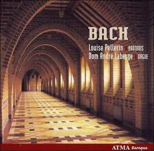 Bach: Music for Oboe and Organ, New Music