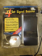 Caravan 4 TV Set Amplifier Booster & Signal Finder, Motorhome TV Aerial Booster