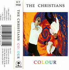 The Christians COLOUR * 1990 * Cassette * Island   ICT 9948 *