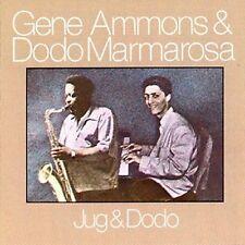 FREE US SH (int'l sh=$0-$3) NEW CD Marmarosa, Dodo, Ammons, Gene: Jug and Dodo