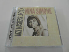 Jazz Masters 17 - Nina Simone (CD Album) Used very good