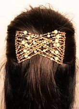 Magic Hair Clip EZ double comb Over 25 Different Hair styles for Women/Ladies cb
