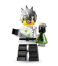 LEGO Crazy Mad Scientist Minifigure 8804 Series 4 New Sealed