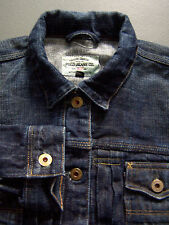 POLO JEANS CO. DENIM JACKET WOMEN'S SMALL BLUE VINTAGE LJKTZ507