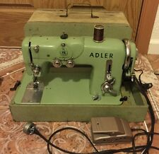 RARE Vintage Adler ����  Sewing Machine Used Truely Heavy Duty ��