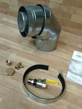 Andrews Water Heater CSC78 OR CSC93 Horizontal Flue Kit