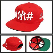 40 OZ brand Been Trill Van NYC 100% Authentic cap new Snapback hat Red color