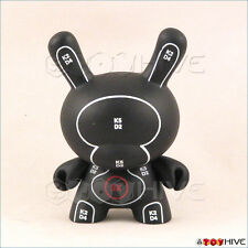 Kidrobot Dunny 2009 Target figure by Mr. Shane Jessup loose missing accessory