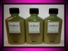 3 PACK HEMPZ HEMP SEED COLOR PRESERVE SHAMPOO 2.5 OZ TRAVEL SIZE ORIGNAL FORMULA