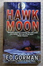 Hawk Moon (Robert Payne #2) by Ed Gorman PB 1st St Martins