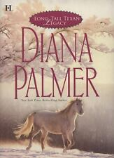 Long, Tall Texan Legacy : The Founding Father; Justin by Diana Palmer (2007, HC)