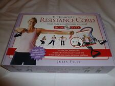 THE COMPLETE RESISTANCE CORD TOTAL BODY CONDITIONING WORKOUT