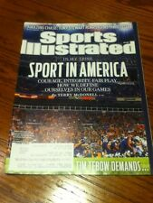 Tim Tebow Denver Broncos Sports Illustrated