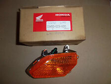 GENUINE HONDA NH80 LEAD LEFT FRONT INDICATOR 33450-GC8-600 NOS