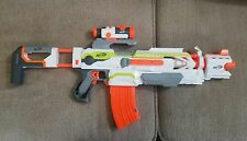 "Nerf N-Strike Modulus ECS-10 Scope Blaster 16""-31"" Rifle Kids Toy Foam Dart Gun"