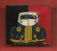 Pin's pin DISNEY DICK TRACY SA VOITURE LA DIECAST ERTL 38x33 mm ( ref CL04 )