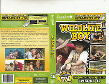 David Ireland-The Wildlife Man-Wildlife Boy-Episode 15-Wildlife-DVD