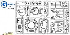 G Teile (G1-G31) für Tamiya M26 Pershing (56016) - 1:16 - 9005696