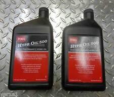 Toro Hydro Oil, Hypr-Oil 500 114-4713 2 Quart Hydro Oil Zero Turn Lawn Mowers