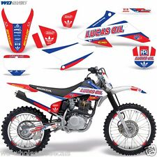 Decal Graphic Kit Honda CRF 230/150F Bike Stickers w/Backgrounds CRF150F 08-14 L