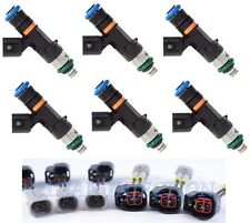 New Direct fit EV14 Bosch 1000cc fuel injectors 04-05 VW Golf GTi R32 3.2L VR6