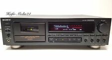 SONY TC-K850ES HIGH-END HiFi Stereo Single Tape Deck HX-PRO *** NEUE RIEMEN ***
