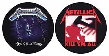 Slipmat Metallica Kill 'em all / Ride the Lightning   301363 #