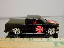 MM WEST COAST CHOPPERS LOWRIDER CHEVY PICKUP RUBBER TIRES LIMITED EDITION
