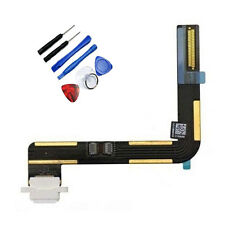 Connecteur de charge Charging Port Flex Cable Blanc A1475 iPad Air + Outils