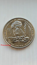1997*UNC*GIBRALTAR GOLDEN WEDDING ANNIVERSARY 1 CROWN COIN
