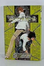 Death Note (Manga) Vol. 05 - BRAND NEW
