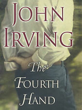 The Fourth Hand John Irving HB 1st edition