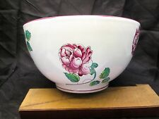 Fruit Bowl by Tiffany & Co. -Strasbourg Flowers - Made in Portugal