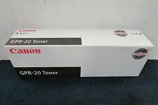 GENUINE CANON GPR 20 MAGENTA PRINTER TONER CARTRIDGE C 5180 5180i IMAGE RUNNER