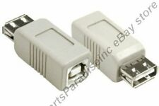 Lot10 Type A~B Female~F Jack USB2.0 Port/Printer/Hub/Device cable/cord Adapter