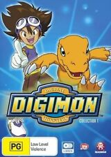 DIGIMON DIGITAL MONSTERS COLLECTION 1 (Eps 1-27)  -  DVD - REGION 4 - Sealed