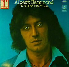 "Albert Hammond - 99 Miles From L.A. - 12"" LP - C246 - washed & cleaned"