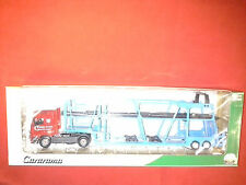AUTO TRANSPORTER  1:43 CARARAMA. SERIES NO. 484. NEW IN BOX.