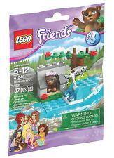 LEGO Friends Series 5 Brown Bear's River (41046) - Brand New & Sealed
