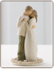 Willow Tree Wedding Cake Topper - Promise by Susan Lordi Demdaco 26189 BNIB