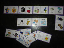 Teaching Resources - Literacy - Homophone Dominoes (Words & Pictures)