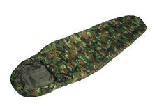 US Army Style COMMANDO SAC DE COUCHAGE Camouflage Forêt Camouflage Léger Camping