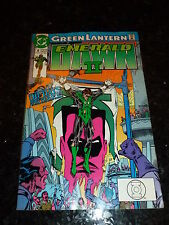 GREEN LANTERN Comic - EMERALD DAWN 2 - No 4 - Date 07/1991 - DC Comics