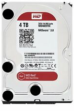 Western Digital WD Red 4TB NAS Hard Disk Drive WD40EFRX  5400 RPM SATA 6 Gb/s