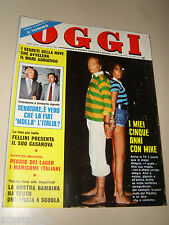OGGI=1976/51=YOSHINAO NANBU SEDONE=FEDERICO FELLINI FILM=GEORGES DESCRIERES=